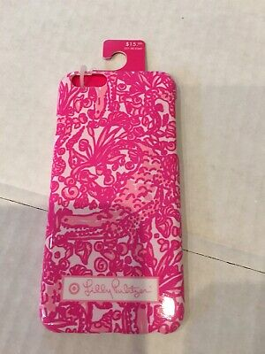 """best loved 3ba69 0ecc6 NWT LILLY PULITZER IPHONE 7 COVER PHONE CASE """"SUNKEN TREASURE ..."""