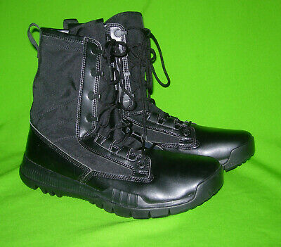 30e6f13a688 NEW NIKE SFB Field 8'' men's Special Field Boots in triple black ...