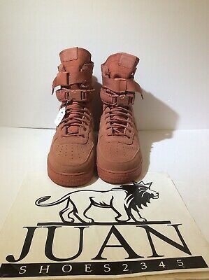 NIKE AIR FORCE 1 Sneakers Blue Peach Mens Size US 12 315121