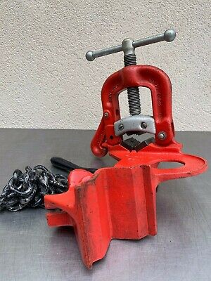 Ridgid 2 A Pipe Vise B Y 2 A Bench Or Truck Mount 32 00 Picclick