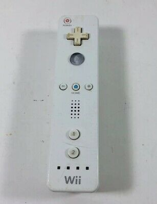 Genuine OEM NIntendo Wii Remote RVL-003 White Official Controller ML91