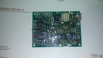 GOODMAN AMANA WHITE Rodgers Furnace Control Board 50A55-743 50A55743 on