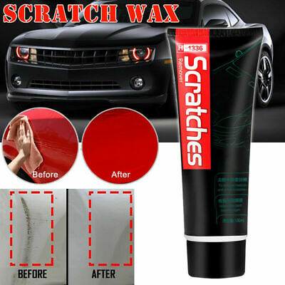 Car Scratch Repair Wax 100ml Remove Scratches Paint Body Care Non-toxic Fast shi