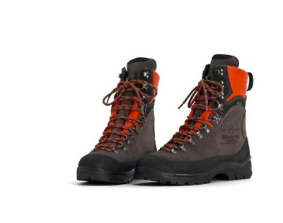 Husqvarna Leather ChainSaw Boots - Technical 24 - Saw Protection
