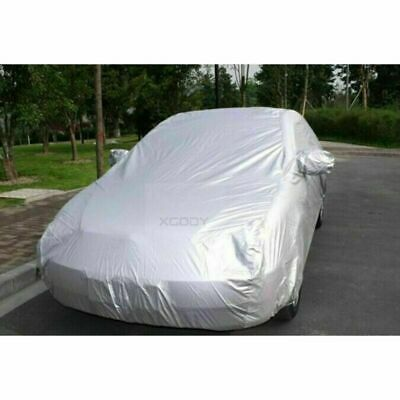 Universal Car Cover UV Protection Breathable Waterproof Sun UV Ice Small Size S