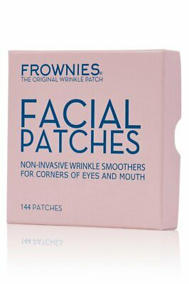 Frownies Facial Patches for Corners of Eyes & Mouth 144 patches