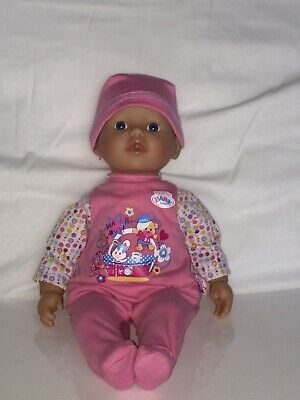 Zapf Creation My Little Baby Born Doll,Free Postage