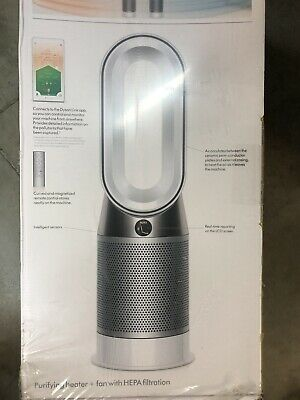 Dyson HP04 Pure Hot + Cool Smart Tower Air Purifier Fan & Heater BRAND NEW