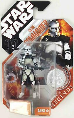 Hasbro Action Figure Clone Commander (30th Anniversary Edition) MINT