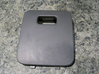 1996 nissan maxima dashboard dash fuse box cover oem gray