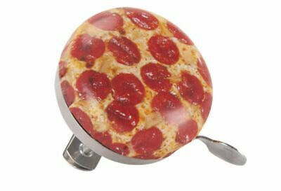 I/'m Into Fitness Pizza in my Mouth Handlebar Bike Bell
