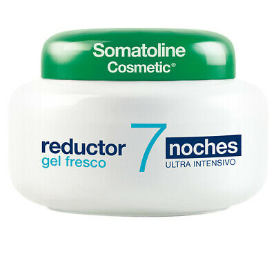 Cosmética Somatoline mujer gel REDUCTOR ULTRA INTENSIVO 7 noches  400 ml