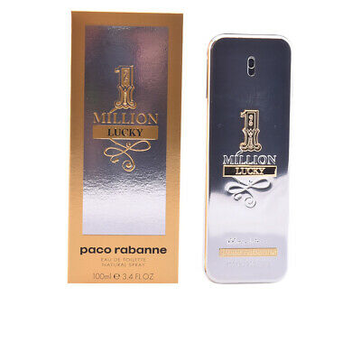Perfume Paco Rabanne hombre 1 MILLION LUCKY edt vaporizador 100 ml