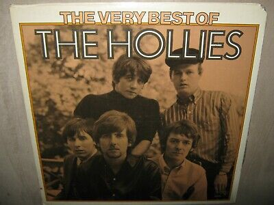THE HOLLIES The Very Best of SEALED New Vinyl LP 1975 UA-LA329-E Greatest Hits