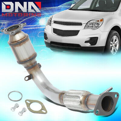 FRONT PIPE CATALYTIC Converter w/ Gaskets for Chevy Equinox