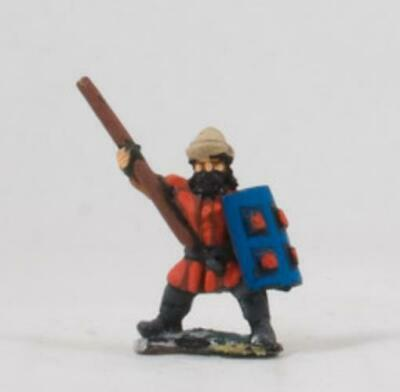 Essex Ancient Mini Eastern Europe 15mm Byzantine - Albanian Javelinme Pack MINT
