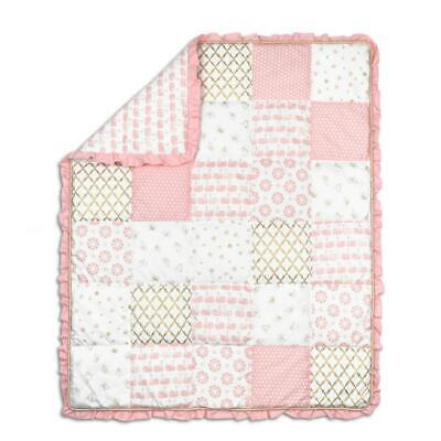 The Peanut Shell Quilt (Sweet Swan) Free Shipping!