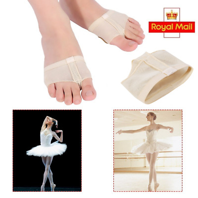 Shoes Foot Thongs Ballet Forefoot Protection Socks Dance Toe Pad