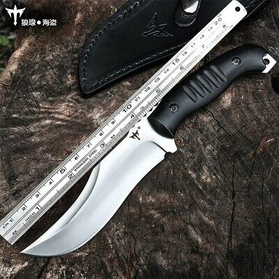 Survival Saber, High-definition Outdoor, Hunting Carry Self-Defense EDC Knives