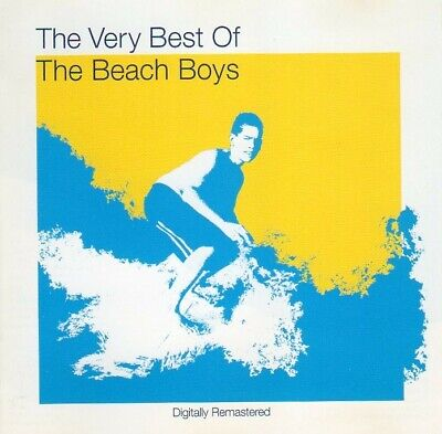 BEACH BOYS The Very Best Of The Beach Boys CD 30 Tracks - Greatest Hits