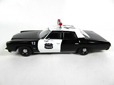 Atlas Metall Miniaturmodelle Modellauto 1:43 Chevrolet Bel Air Polizei USA 1973