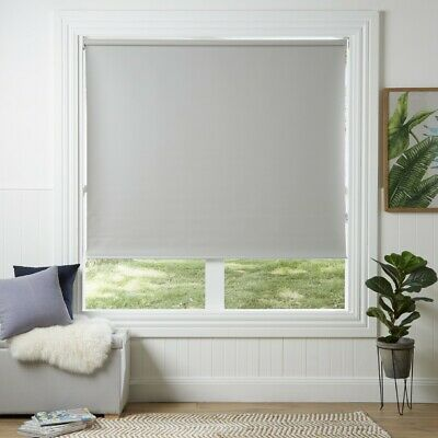 NEW Caprice Platinum Holland Roller Blind By Spotlight