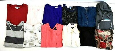 WHOLESALE SAMPLE LOT Mixed Size Women Brand New Clothing 50