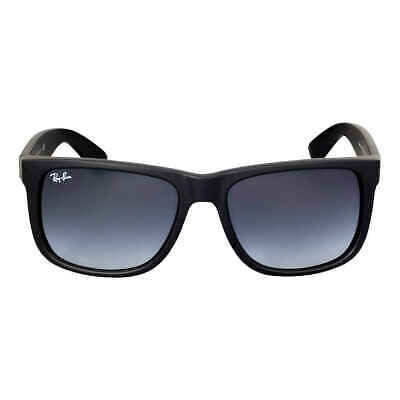 a92732bb2260 Ray-Ban Justin Classic Grey Gradient Sunglasses RB4165 601/8G 55 RB4165 601/