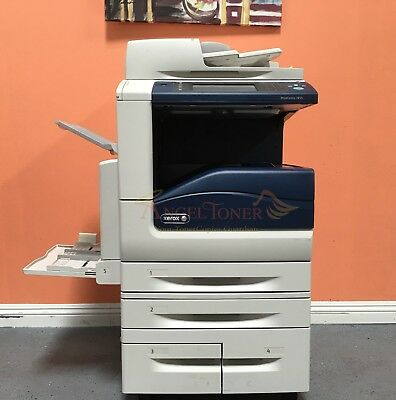 Xerox 5755 Toner Control System Fault