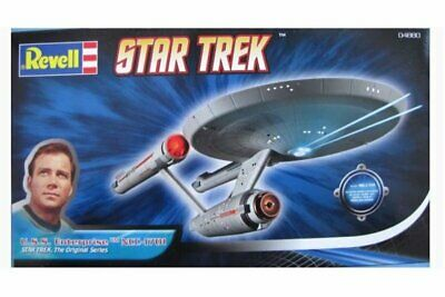 REVELL 04880 1/600 Star Trek U.S.S. Enterprise NCC-1701 Star Trek
