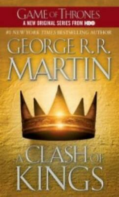 Bantam Novel Song of Ice and Fire, A #2 - A Clash of Kings (2011 Printi SC MINT
