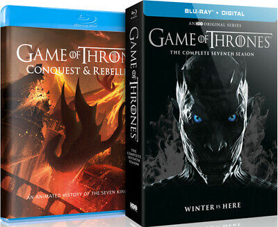 Game Of Thrones: The Complete Seventh Season 883929598588 (Blu-ray Used Good)