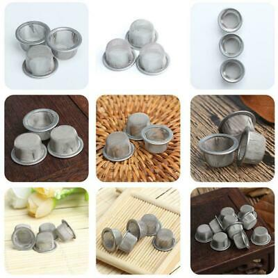 12mm 10Pcs Stainless Steel Dome Screen crystal pipe mesh smoking tobacco mesh 20