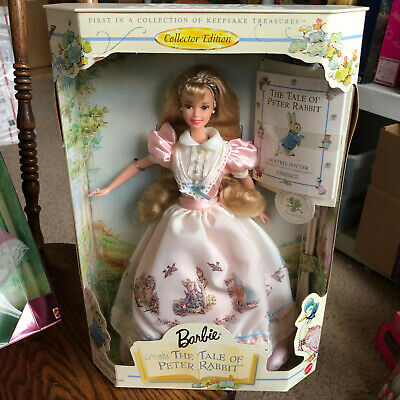 Barbie Doll and The Tale of Peter Rabbit Collector Edition 1997