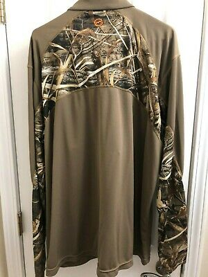 8bcd85e01 GAME WINNER REALTREE hunting Instacover 3-D Leafy Camo Overflage ...