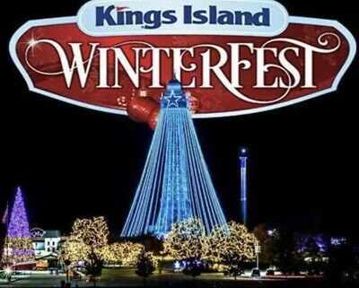 KINGS ISLAND TICKETS Promo SAVE Discount Tool + FREE PARKING OFFER or $29.99!!