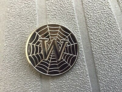 "2019 ""W"" 10p World Wide Web Coin....."