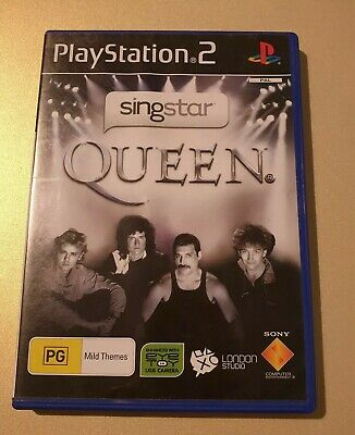 Singstar PS2 Playstation 2 Ultimate Selection PAL Games