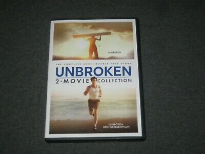 Unbroken: 2-movie Collection (DVD) Unbroken path to Redemption
