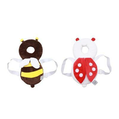 Baby Toddler Safety Home Walking Head Back Protection Pad Cushion Harness Shan