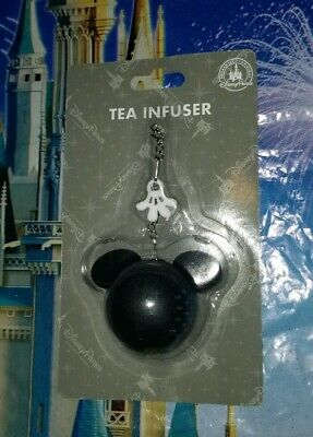 NEW IN BOX Disney Parks Mickey Mouse Icon Tea Infuser
