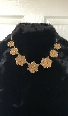 Kate Spade Floral Fete Graduated Necklace! Super Rare and Beautiful!