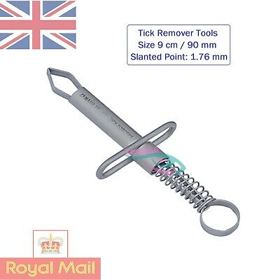 Tick Remover Tweezers - Stainless Steel Tick Removal Tool, Professional Tick UK