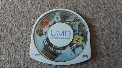 PlayStation Portable PSP UMD Game Movie Case Empty New Replacement Cover Amaray
