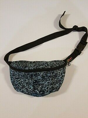 VINTAGE EASTPAK WAIST Bag fanny pack hip pouch tool coin outdoor