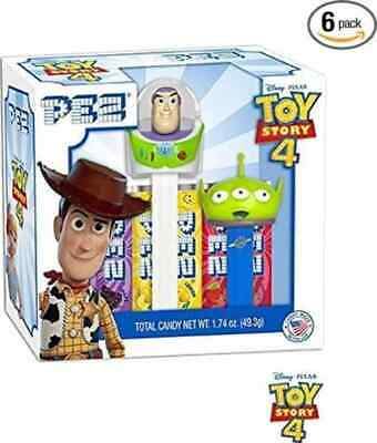 Disney: Pixar: Toy Story 4: Pez Gift Set (Buzz Lightyear & Green Alien)