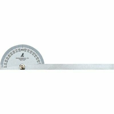 "Japanese Shinwa Measurement Protractor No.30 62774 ""AirMail"