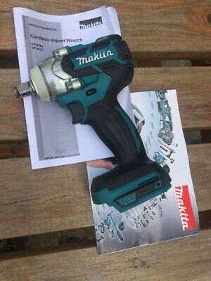 Makita DTW281Z BL LXT 18v Impact Wrench 1/2 Drive