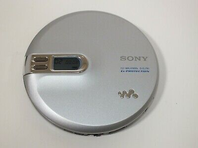 Sony D-EJ761 CD Walkman Discman - Lovely Condition - Fully Working
