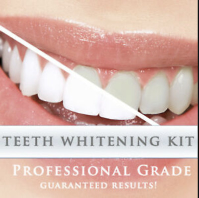 Teeth Whitening Kit & Teeth Whitening Gels for a Perfect Bright White Smile Fast